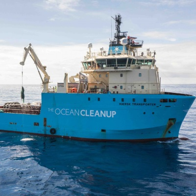 The Ocean Cleanup