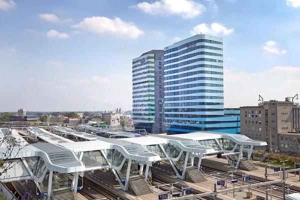 V.O. kantoorgebouw Arnhem