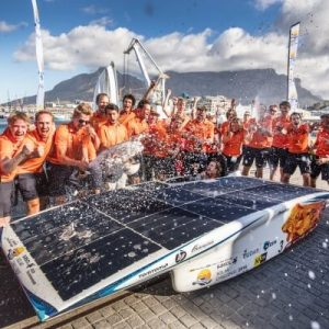 Nuon Solar Team South Africa