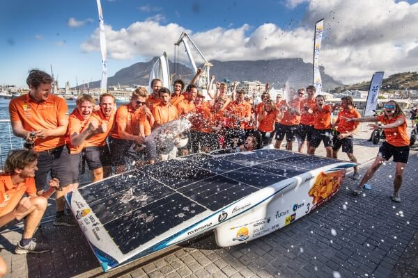 Nuon Solar Team South Africa